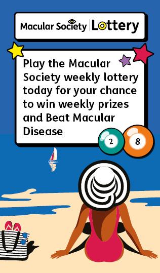 Macular Society Prizes